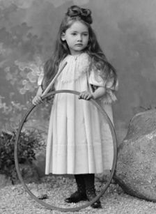 Victorian Little Girl